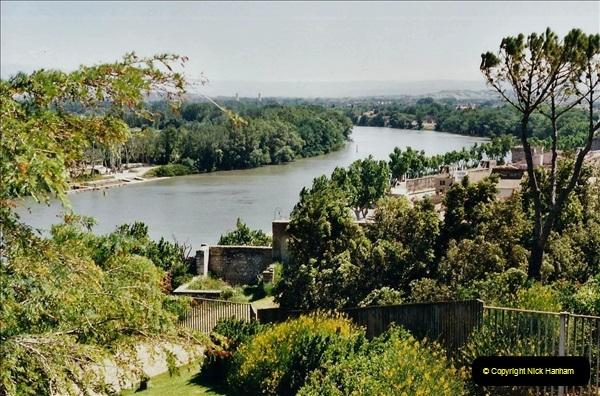 May 2001 France & Corsica. (47) Avignon France. 047