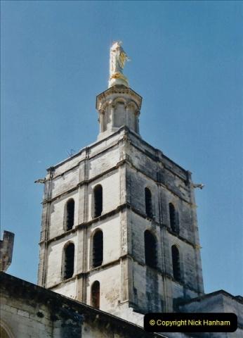 May 2001 France & Corsica. (61) Avignon France. 061