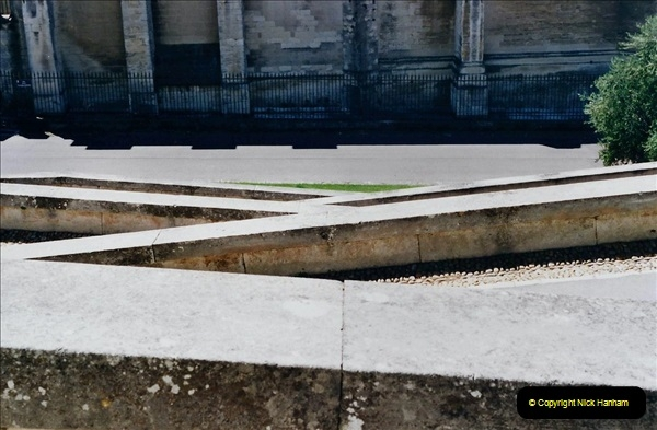 May 2001 France & Corsica. (64) Avignon France. 064