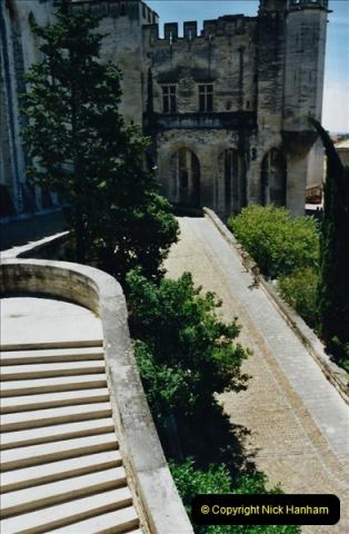 May 2001 France & Corsica. (68) Avignon France. 068