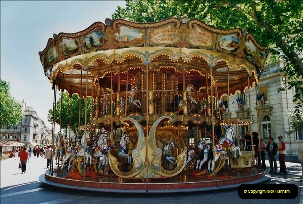 May 2001 France & Corsica. (74) Avignon France. 074