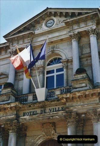 May 2001 France & Corsica. (79) Avignon France. 079