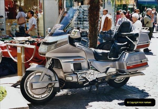 May 2001 France & Corsica. (80) Avignon France. 080