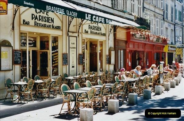 May 2001 France & Corsica. (85) Avignon France. 085