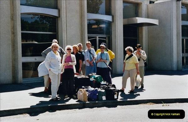 May 2001 France & Corsica. (87) Avignon to Marseille France. 087
