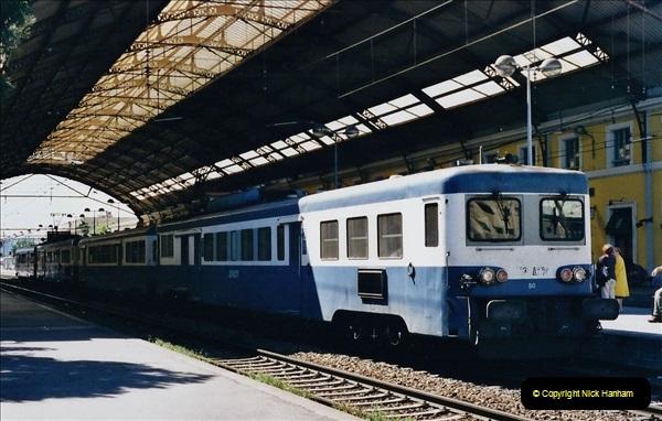 May 2001 France & Corsica. (89) Avignon to Marseille France. 089