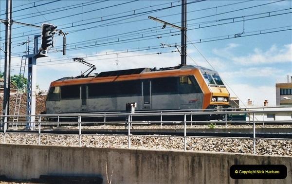 May 2001 France & Corsica. (93) Avignon to Marseille France. 093