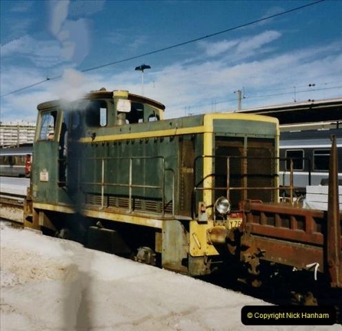 May 2001 France & Corsica. (95) Avignon to Marseille France. 095