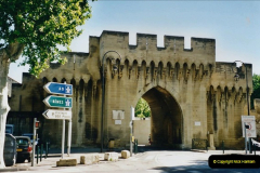 May 2001 France & Corsica. (17) Avignon France. 017