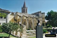 May 2001 France & Corsica. (23) Avignon France. 023