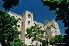 May 2001 France & Corsica. (45) Avignon France. 045