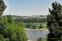 May 2001 France & Corsica. (46) Avignon France. 046