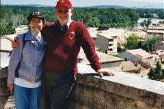 May 2001 France & Corsica. (48) Avignon France. 048