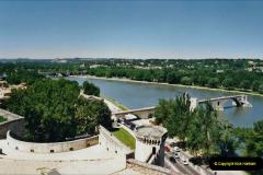 May 2001 France & Corsica. (49) Avignon France. 049
