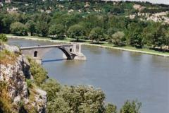 May 2001 France & Corsica. (50) Avignon France. 050