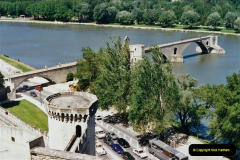 May 2001 France & Corsica. (51) Avignon France. 051
