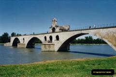 May 2001 France & Corsica. (52) Avignon France. 052