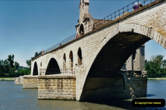 May 2001 France & Corsica. (53) Avignon France. 053