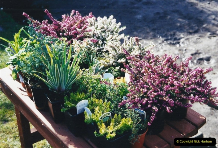 2001 Garden improvements at my Wifes cousins by your Host. Garden designed by my Wife's cousin.  (28) 28