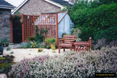 2001 Garden improvements at my Wifes cousins by your Host. Garden designed by my Wife's cousin.  (80) 80