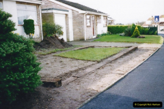 Retrospective 2002 Garden improvements at my Wife's cousins by your Host. Garden designed by my Wife's Cousin. (17) 18