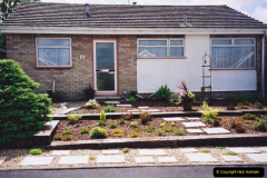 Retrospective 2002 Garden improvements at my Wife's cousins by your Host. Garden designed by my Wife's Cousin. (47) 48