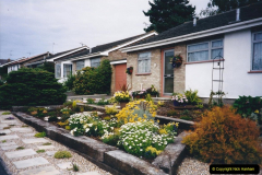 Retrospective 2002 Garden improvements at my Wife's cousins by your Host. Garden designed by my Wife's Cousin. (48) 49