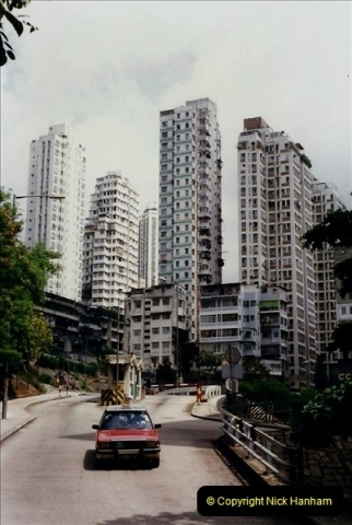 Retrospective Hong Kong February 1996 with your Host & late Mother.  (101) 101