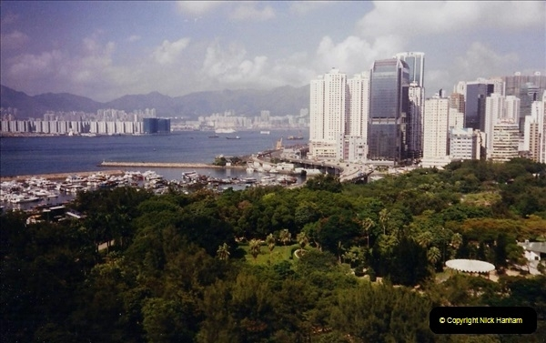 Retrospective Hong Kong February 1996 with your Host & late Mother.  (16) 016