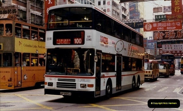 Retrospective Hong Kong February 1996 with your Host & late Mother.  (160) 160