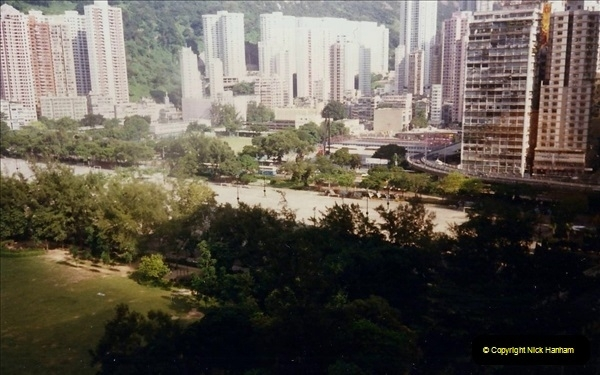 Retrospective Hong Kong February 1996 with your Host & late Mother.  (19) 019