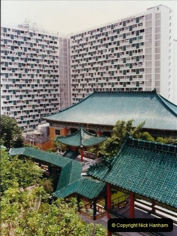 Retrospective Hong Kong February 1996 with your Host & late Mother.  (96) 096
