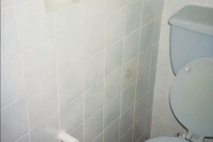 1989 April May June Your Host Building Cloakroom and shower room using alleyway between garage and house. (23)