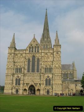 Retrospective May 2004 - Salisbury Wiltshire