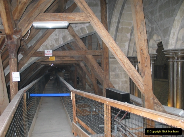 Retrospective 2004 - Group visit to Salisbury Cathrdral. (22) 22