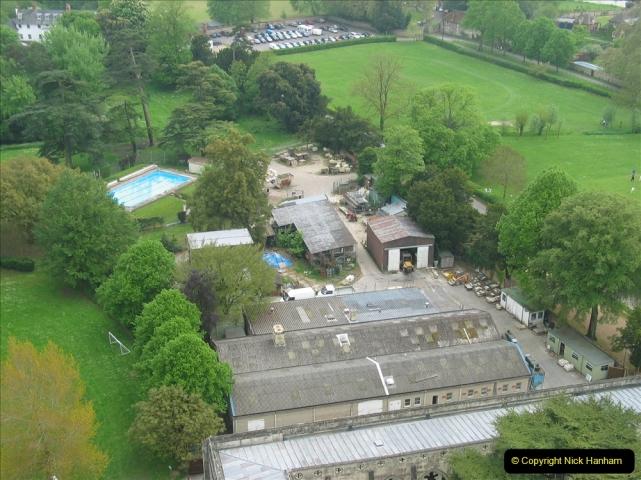 Retrospective 2004 - Group visit to Salisbury Cathrdral. (61) 61