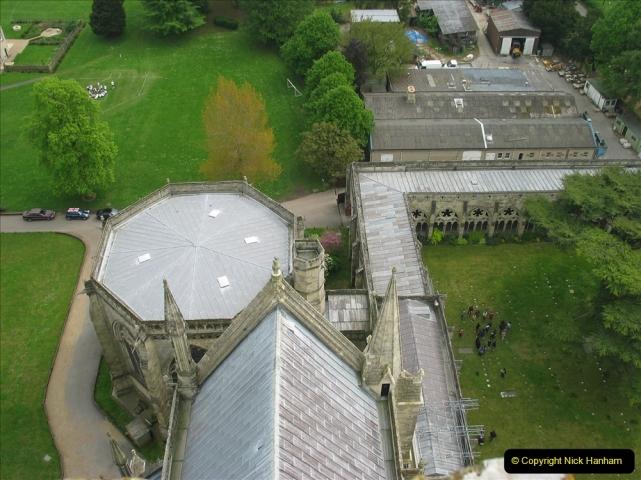 Retrospective 2004 - Group visit to Salisbury Cathrdral. (63) 63