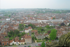 Retrospective 2004 - Group visit to Salisbury Cathrdral. (50) 50