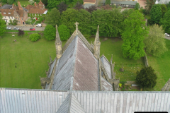 Retrospective 2004 - Group visit to Salisbury Cathrdral. (52) 52
