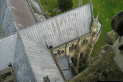 Retrospective 2004 - Group visit to Salisbury Cathrdral. (54) 54