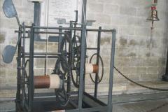 Retrospective 2004 - Group visit to Salisbury Cathrdral. (7) 07