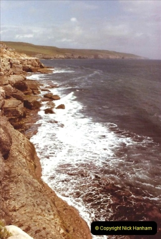 1982 The Dorset Coast. (15) Near Langton. 019210019