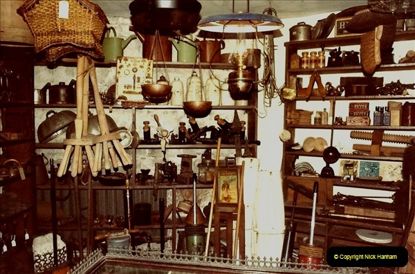 1982 York. (15) Castle Museum. 033226035