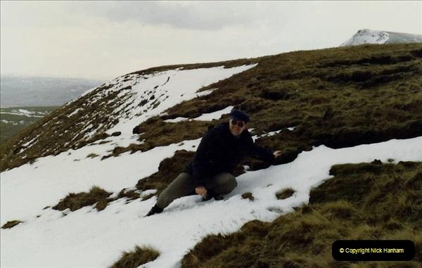 1983 Cumbria. (6) Wild Boar Fell. 060251060