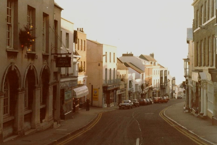 1983 Lyme Regis, Dorset. (10) 079270079