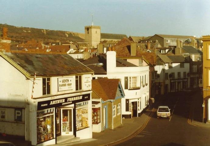 1983 Lyme Regis, Dorset. (3) 072263072