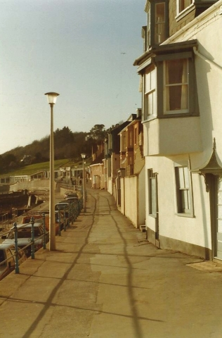 1983 Lyme Regis, Dorset. (6) 075266075