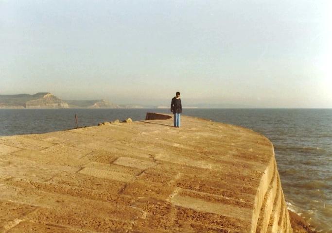 1983 Lyme Regis, Dorset. (7) 076267076