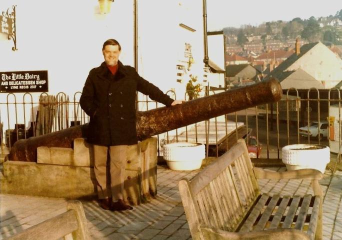 1983 Lyme Regis, Dorset. (8) 077268077