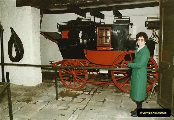 1984 Bath, Somerset. (27) The Coach Museum. 122313122